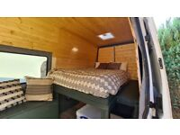 Ford Transit Camper Conversion - Campervan - Converted Van - Serviced - MOT Dec 21