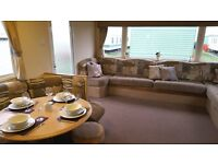 Static Caravan for Sale in Morecambe, Lancashire. Perfect Family Holiday Home.