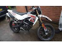 2013 generic 125 tr supermoto on road crosser