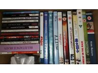 £1 Sale for Anthony Nolan Charity: Bags, Mats, Hangers, Bin, DVDs, CD's, Painting Rollers, Books...