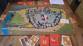 Escape From Colditz Board Game (Parker Edition 1973)