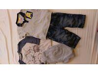 Boys clothes age 3-4 mixture