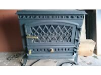 Broseley Cast Iron Electric Fire 2kW - £175