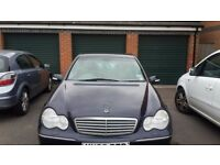 Mercedes C180 Elegance 4 door Auto 2002 - Excellent Condition