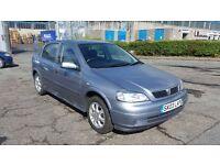 2003 (03 Reg) Vauxhall Astra 1.6 LS 5dr £395 Mot'd until 06/07/2017!! & 3 Months Warranty