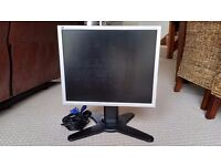 "Viewsonic 19"" Computer Monitor - Perfect Condition"