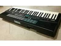 Yamaha PSR-215 piano keyboard