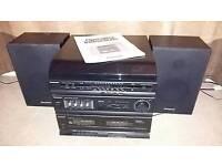Panasonic SG-HM09A Compact Audio System