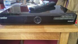 Humax/Youview box with built in hdd
