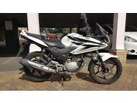 Honda CBF 125 learner legal motorbike