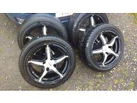 """15"""" Peugeot Citroen alloys wheels 15 inch"""