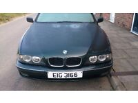 Bmw 523i mint condition sell or swap