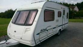 2005 Sterling Europa 495 4 berth with awning