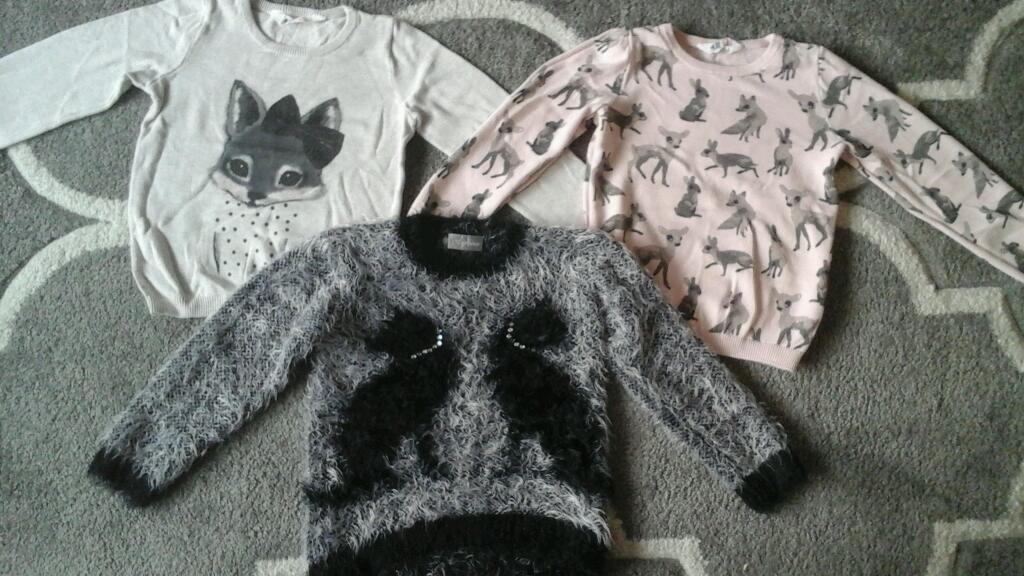Girl cardigans size 4-6 year