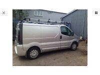 2006 55 reg silver Vauxhall vivaro 1870 dti 2700 swb panel van,mot,hpi clear, lovely van
