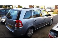2008 Vauxall Zafera for Sale.