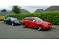 Seat Ibiza FR 1.8 turbo (swap)