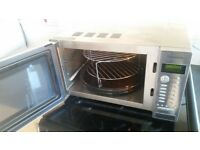 Panasonic microwave oven good condition
