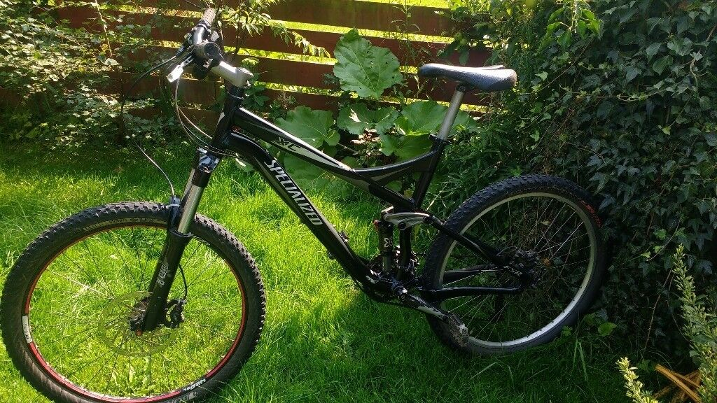 Specialized XC comp FSR MTB mountain bike | in Linlithgow, West Lothian |  Gumtree