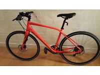 Specialized Sirrus Elite Disc 2016 in perfect condition