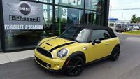 2011 MINI COOPER S Convertible -- 89$/SEMAINE* -- 17 -- INTERCHA