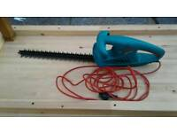 Bosch Hedge Trimmer new condition £25