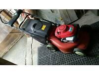 "Honda 5.5 mower Garden Master 21"""