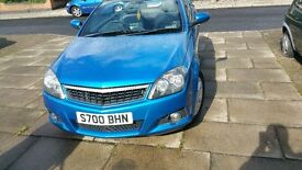 BEAUTIFUL CONVERTABLE VAUXHALL TIGRA EXCLUSIVE EDITION,FULL LEATHER,HARD TOP