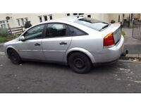 54 plate vauxhall vectra cheap car only £350