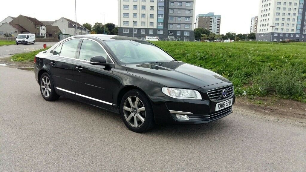 Volvo S80 2016 2 0 Diesel Low Mileage In Aberdeen Gumtree
