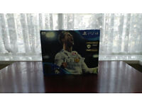 PS4 Slim with Official Sony Controller & 11 games in Mint Condition like new Boxed