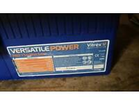 Versatile power vitrex pro 750w wet tile saw