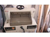 ideal 4810a guillotine ---not heidelberg polar