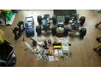 RC Car Nitro Traxxas 3.3