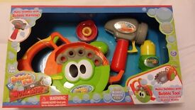 Bubble Fun Workshop - Bubble Machine NEW IN BOX