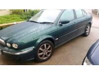 Jaguar x type diesel se 2004