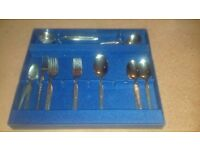 "PART BOXED SET OF ""THE CRANBROOK COLLECTION"" CUTLERY"