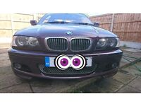 Bmw 330ci coupe INDIVIDUAL fully loaded