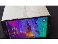 Samsung note 4 black umlocked
