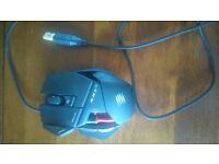 MAD CATZ RAT 3 Optical Gaming Mouse