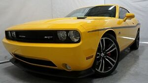 2012 DODGE CHALLENGER SRT8 392 YELLOW JACKET EDITION TOIT GPS CU
