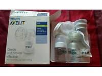 Breastfeeding pump kit