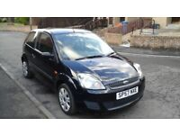 Ford Fiesta 1.25, only 43,000 miles, one lady owner