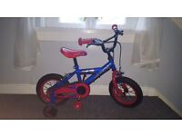 """Boys 12"""" bike used but good condition"""