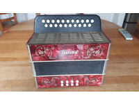 Galotta (8 bass) B/C button accordion