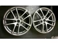 4 TSW 17 inch alloys - for Mercedes vito. 5x112