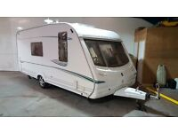Abbey GTS Vogue 417 4 berth caravan
