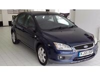 Ford FOCUS - 1596cc - MOT till April 2017