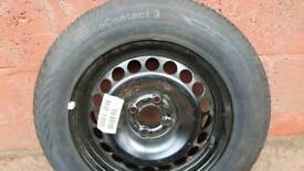 195/65/15 wheel and tyre
