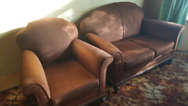 3 piece suite for sale in good condition